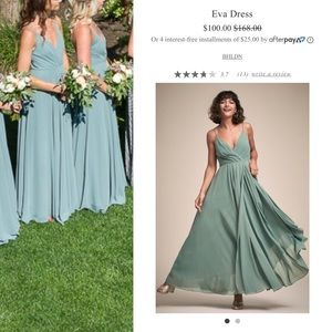 BHLDN Eva Bridesmaid Dress